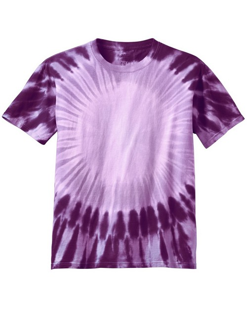Port & Company PC149Y Youth Essential Window Tie-Dye Tee
