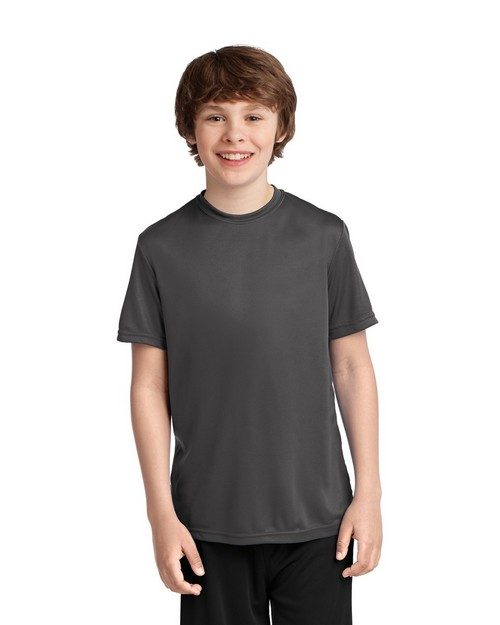 Port & Company PC380Y by Port Authority Youth Essential Performance Tee