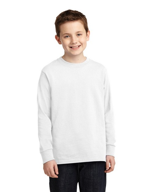 Port & Company PC54YLS by Port Authority Youth T-Shirt