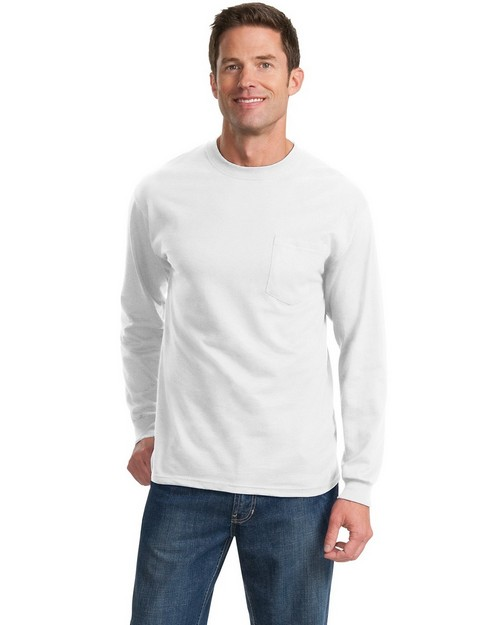 Port & Company PC61LSPT Tall Long Sleeve Essential