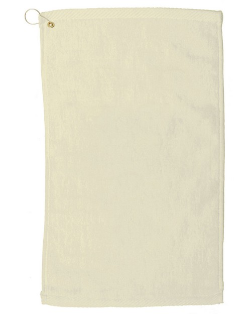 Pro Towels 1118DEC Velour Fingertip Golf Towel