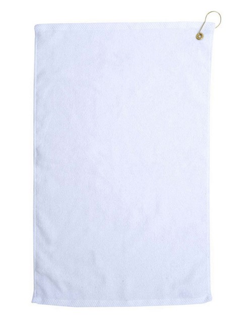 Pro Towels TRU25CG Diamond Collection Golf Towel