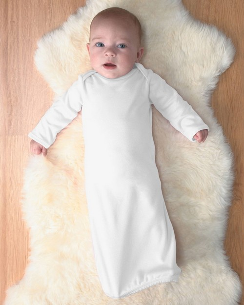 Rabbit Skins 4406 Infant Rib Layette