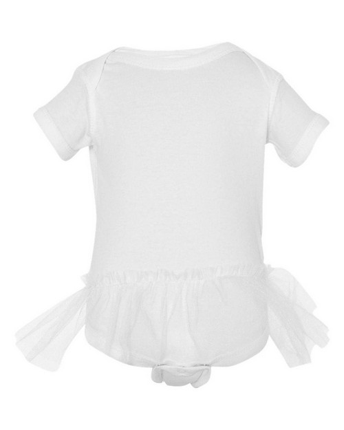 Rabbit Skins 4422 Infant Tutu Creeper