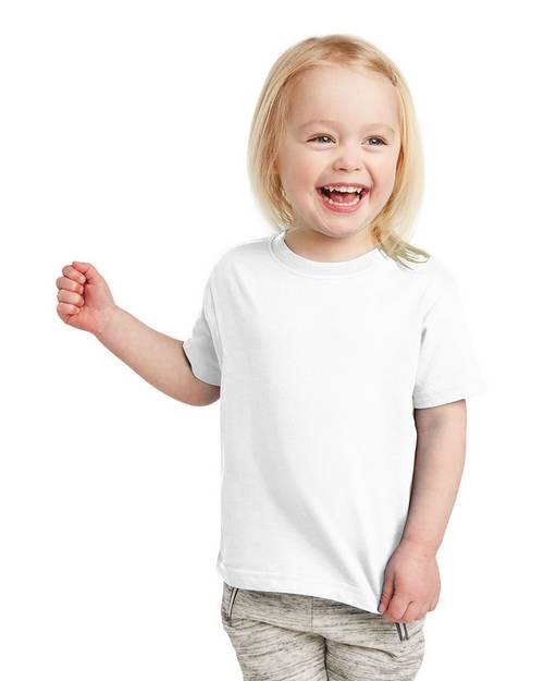 Rabbit Skins RS3321 Toddler Fine Jersey T-Shirt