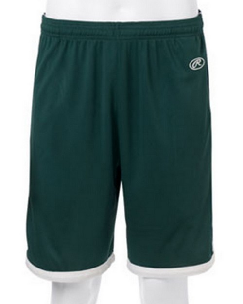 Rawlings RP9804 Flatback Mesh Pocket Short