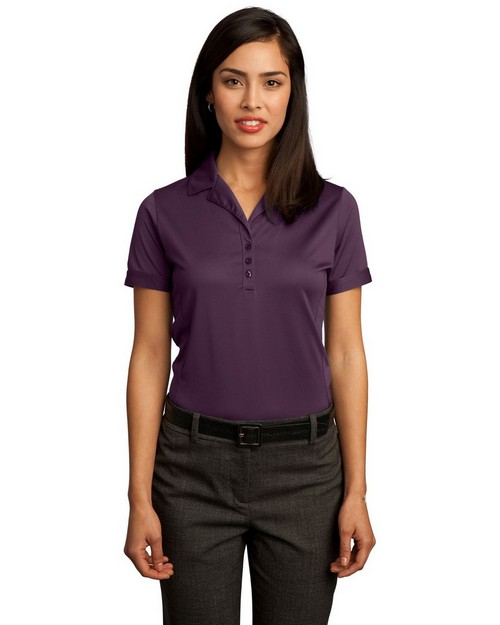 Red House RH50 Ladies Contrast Stitch Performance Pique Polo