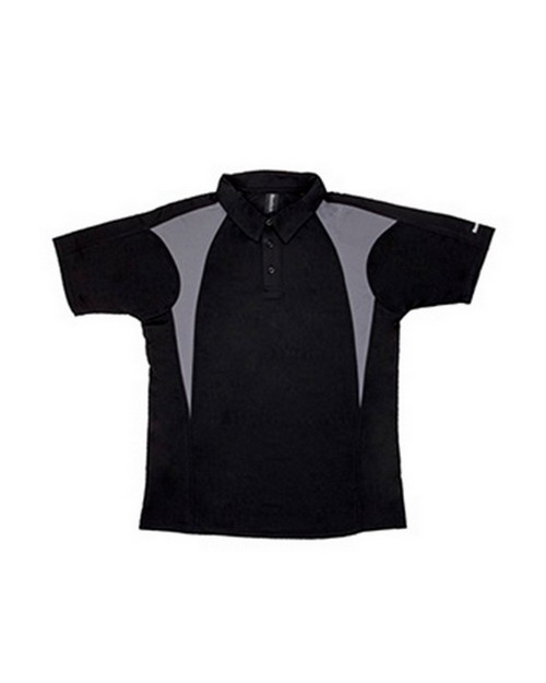 Reebok 7299 Mens Playdry Prism Performance Polo