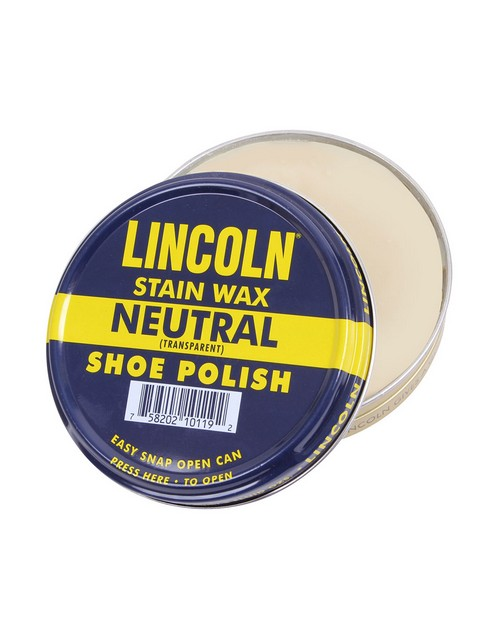 Rothco 10110 Lincoln U.S.M.C. Stain Wax Shoe Polish