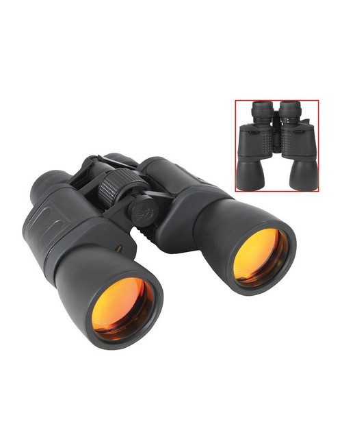 Rothco 10291 8-24 x 50MM Zoom Binocular - Black