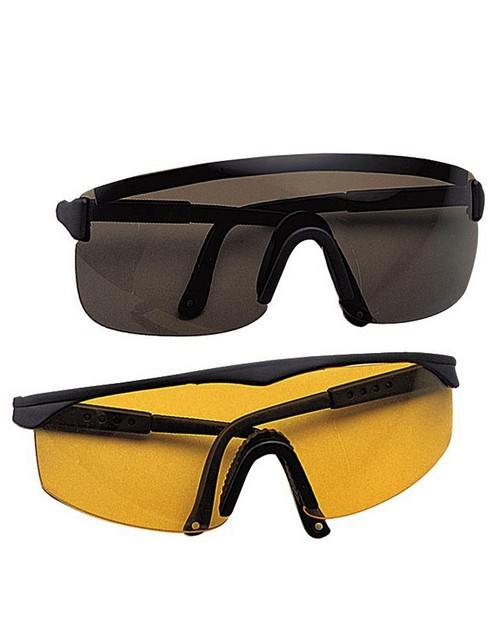 Rothco 10802 Single Polycarbonate Lens Sports Glasses