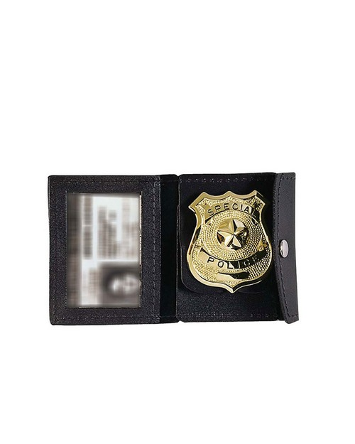 Rothco 1129 Leather ID Badge Holder