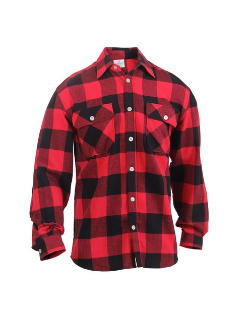 Rothco 1190 Lightweight Flannel Shirt