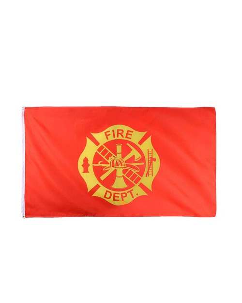 Rothco 1594 Fire Department Flag