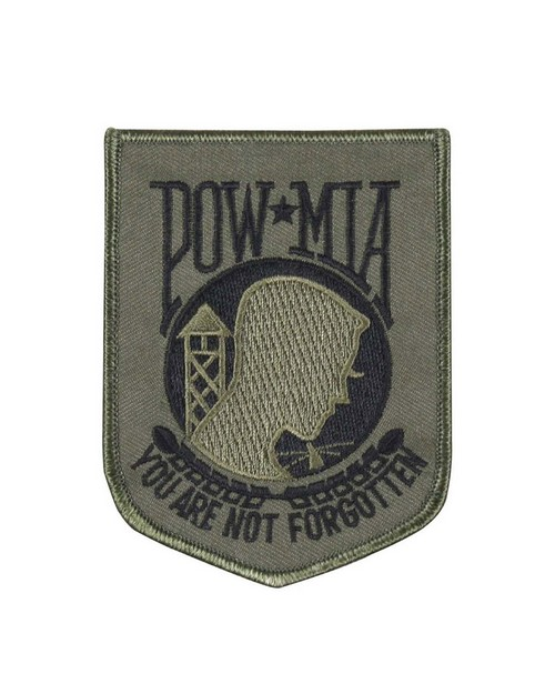Rothco 1595 POW-MIA Patch - Subdued