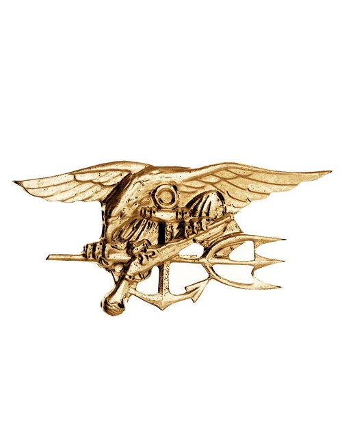 Rothco 1655 Navy Seals Pin