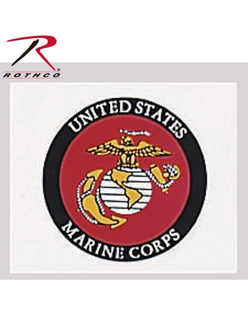 Rothco 1688 Marine Corps Decal
