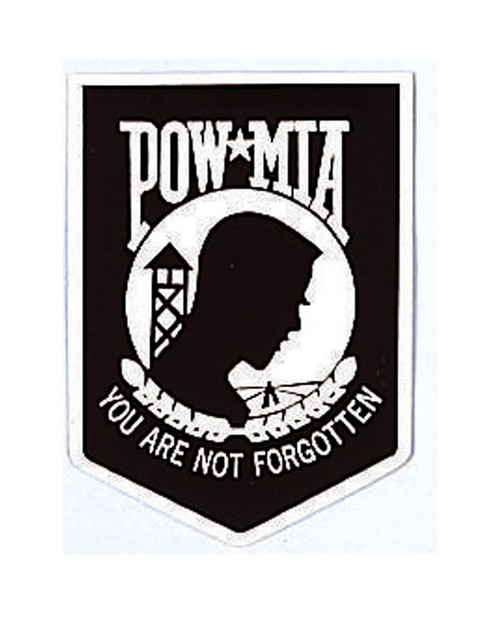 Rothco 1699 POW-MIA Decal