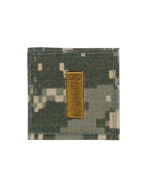 Rothco 1765 Official U.S. Made Embroidered Rank Insignia - 2nd Lieutenant