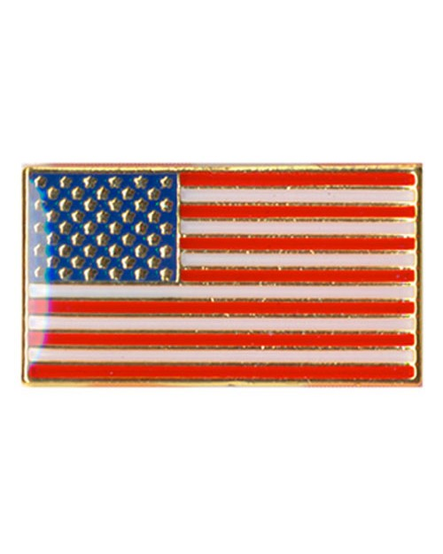 Rothco 1867 Classic Rectangular US Flag Pin