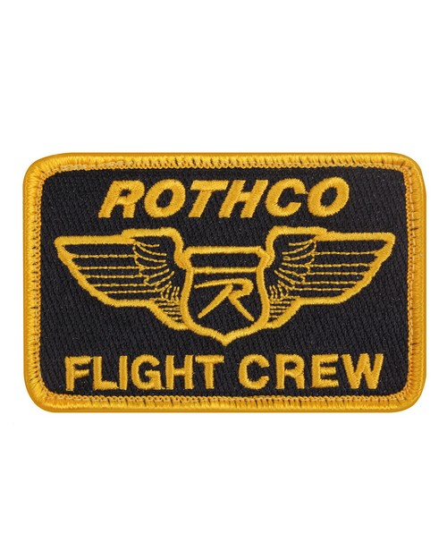 Rothco 1881 Flight Crew Morale Patch