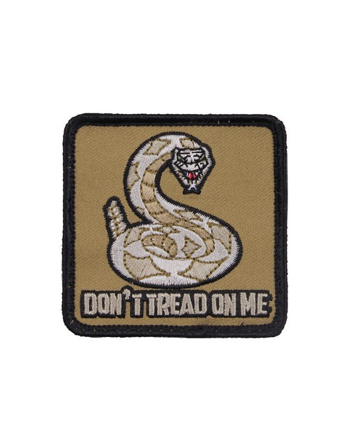 Rothco 1887 Don't Tread On Me Morale Patch