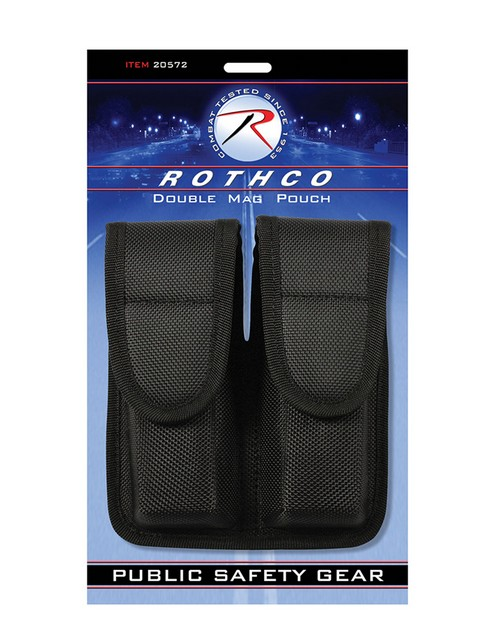 Rothco 20572 Enhanced Molded Dual Magazine Pouch