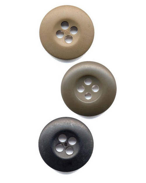 Rothco 205 BDU Buttons Bag of 100