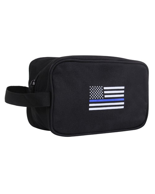 Rothco 2128 Thin Blue Line Travel Kit