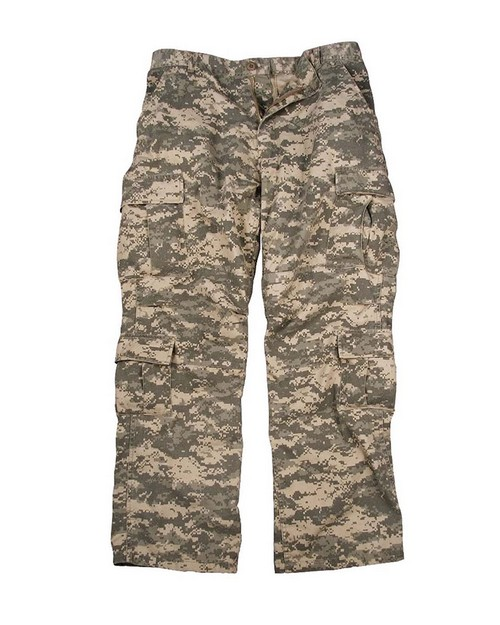 Rothco 2186 Vintage Camo Paratrooper Fatigue Pants