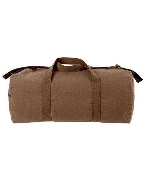 Rothco 2224 Canvas Shoulder Duffle Bag - 24 Inch