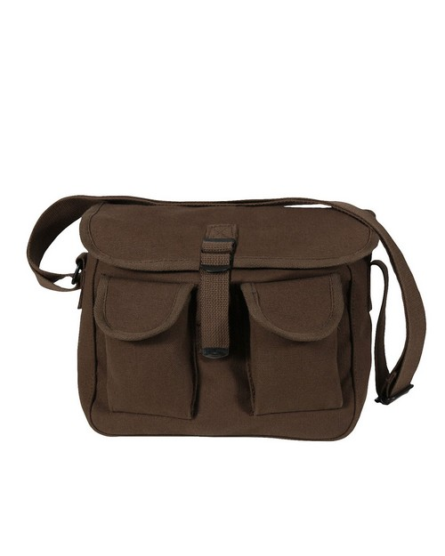 Rothco 2267 Canvas Ammo Shoulder Bag