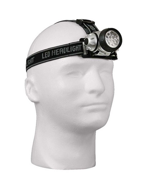 Rothco 228 LED Multi-Function Color Lens Headlamp