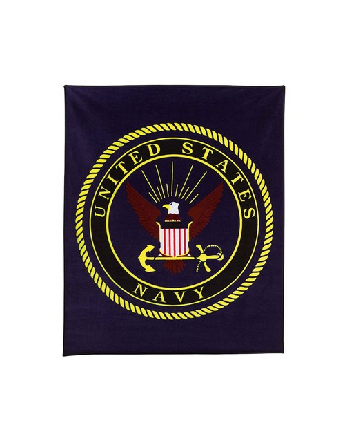 Rothco 2301 Military Insignia Fleece Blankets