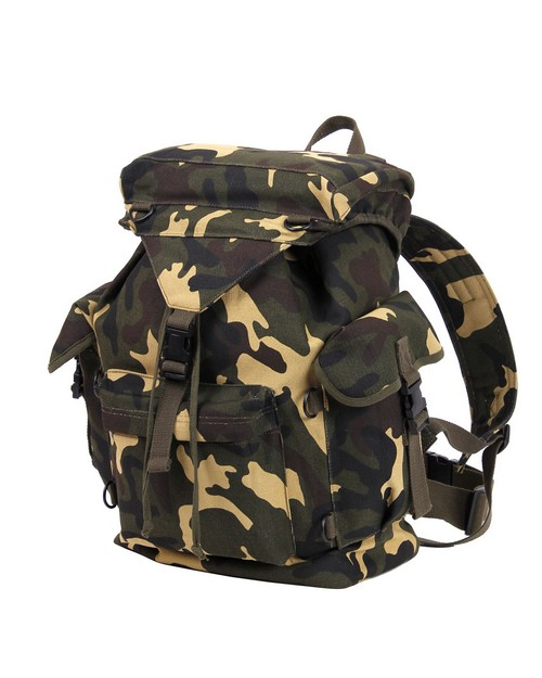 Rothco 2306 Canvas Outdoorsman Rucksack
