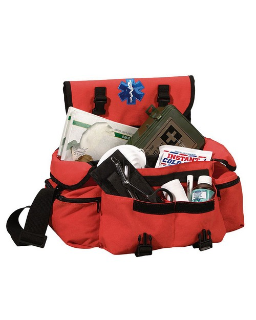 Rothco 2342 Medical Rescue Response Bag
