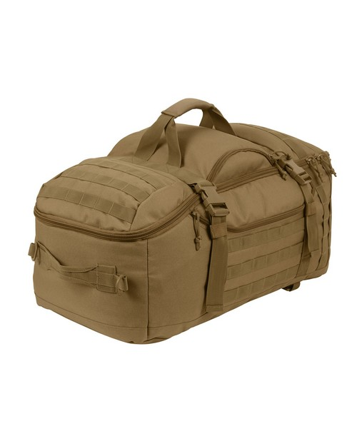 Rothco 23500 3-In-1 Convertible Mission Bag