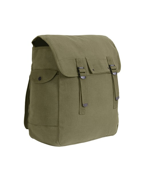 Rothco 2353 Canvas Jumbo Musette Bag