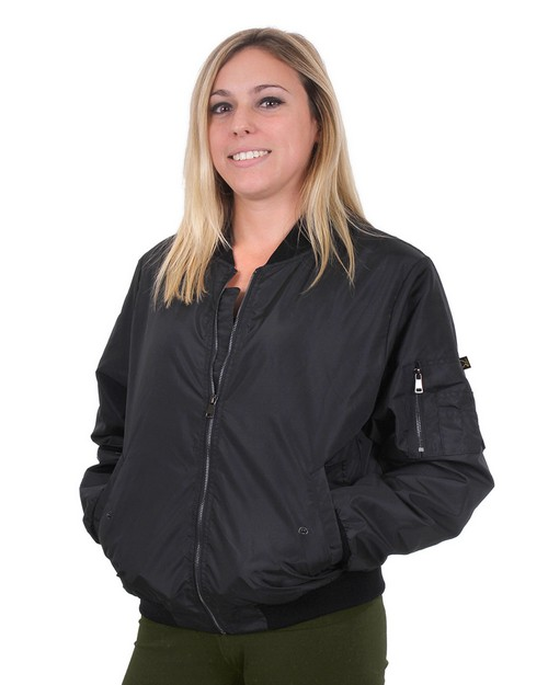 Rothco 2410 Women's MA-1 Flight Jacket