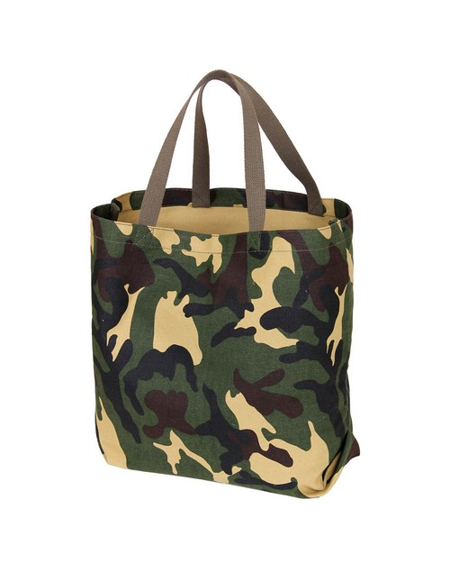 Rothco 2422 Canvas Camo Tote Bag