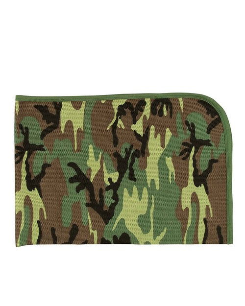 Rothco 2450 Infant Camo Receiving Blanket
