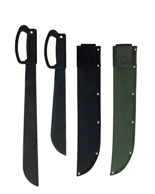 Rothco 254 18 Field Machete with Handguard