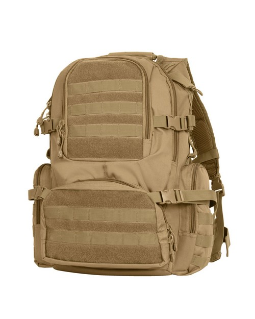 Rothco 25500 Multi-Chamber MOLLE Assault Pack