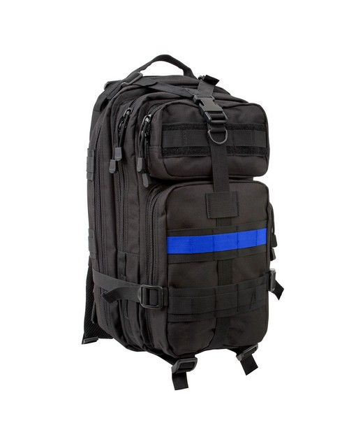 Rothco 2595 Thin Blue Line Medium Transport Pack