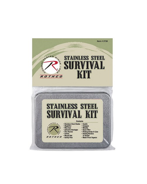 Rothco 2720 Survival Kit