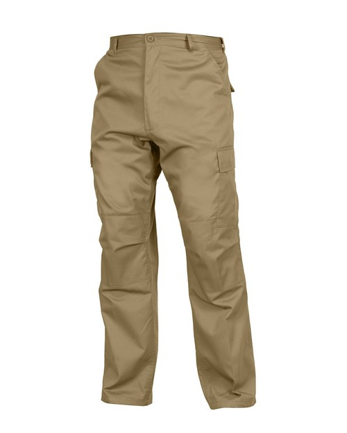 Rothco 2931 Relaxed Fit Zipper Fly BDU Pants