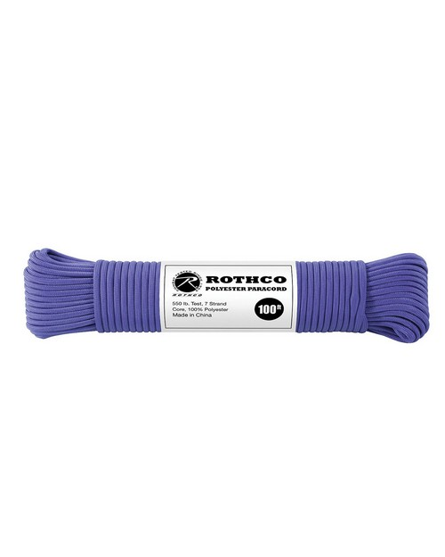 Rothco 30700 Polyester Paracord