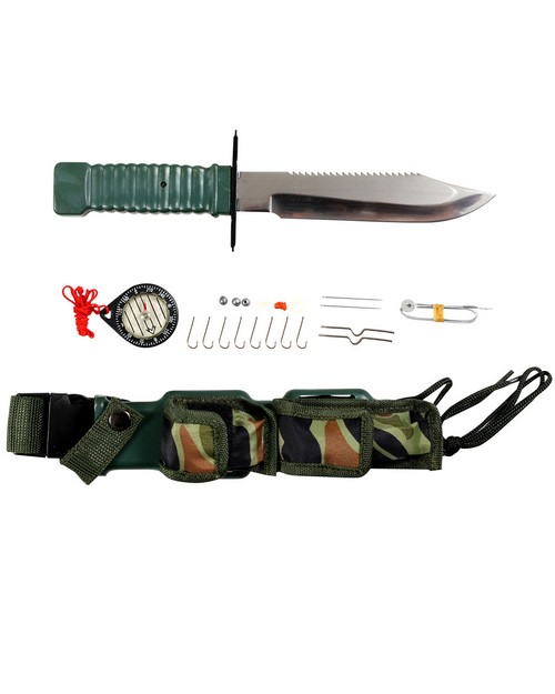 Rothco 3237 Special Forces Survival Kit Knife
