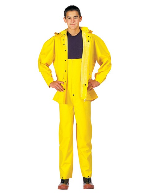 Rothco 3620 Deluxe Heavyweight PVC Rainsuit