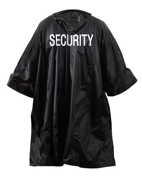 Rothco 3687 Security Poncho